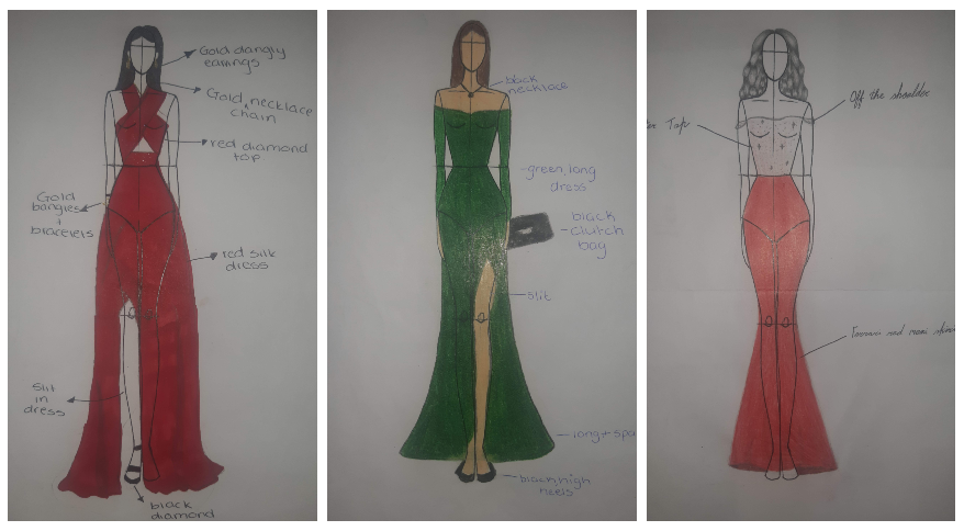 Fashion Design Sacred Heart Home Economics